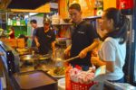 Noodle Stall - Ben Thanh Street Food, Ho Chi Minh