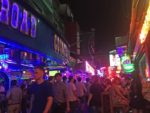 Soi Cowboy - the night heats up - Bangkok