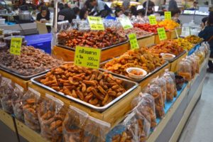 Sweets, Dates and Figs - Tesco Lotus, Bangkok