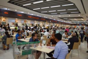Tesco Lotus - Food Mall, Sukumvit Soi 50, Bangkok