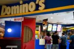 Tourists Line up at Domino's for Western Food - Kuala Lumpur, Malaysia