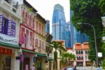 View of beautiful Chinatown - Singapore