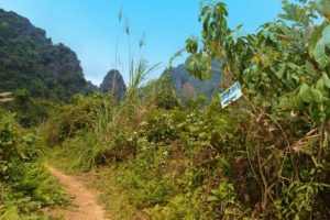 Self Guided Hike to Lusi Cave - Vang Vieng, Laos