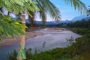 Mekong by Morning Light - Luang Prabang, Laos