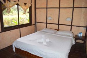 Our Cabin at Riverside Garden Bungalows - Vang Vieng, Laos