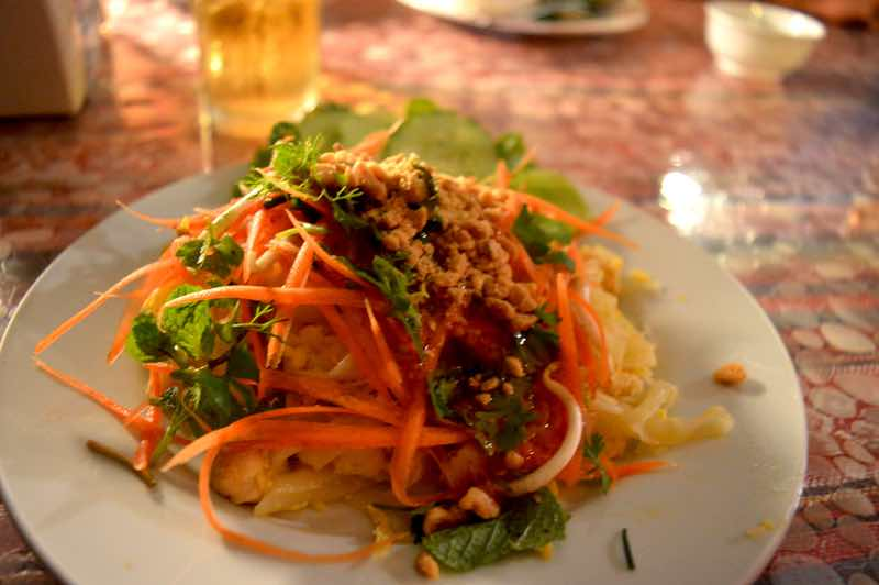 Pad Thai - Thai Food in Laos!