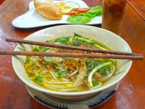 Pho Bo Soup at Gia Thanh - Phu Quoc