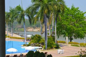 River View from Dusit Resort - Chiang Rai, Thailand