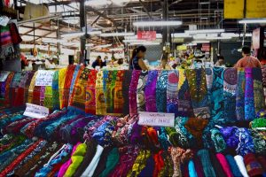 City Market Colors - Chiang Mai, Thailand