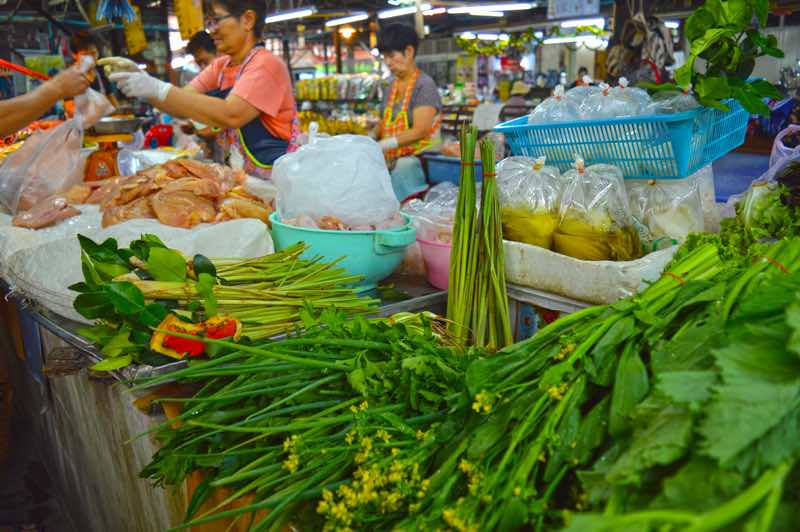 City Market Fresh Seasonings - Chiang Mai, Thailand