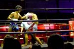 Face Hit, Main Fight, Muay Thai Boxing - Chiang Mai