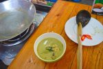 Green Curry Almost Finished - Chiang Mai School