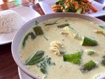 Green Curry - Seasons Food Thai Restaurant, Koh Tao, Thailand
