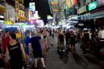 Khao San Road, Still Early - Bangkok