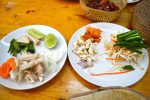 Pad Thai and Tom Kha Kai Prep - Cooking Class, Chiang Mai