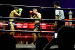 Swiss VS Thai - Boxing, Chiang Mai
