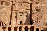 Look way up - Guard, Petra - 0174