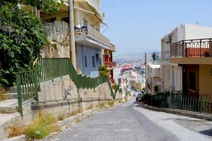 High Hill to Kastela - Piraeus, Greece
