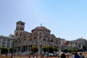 Saint Nicholas Orthodox Church - Piraeus, Greece