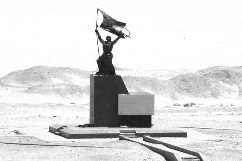 Soldier of Freedom Monument - Suez Canal - 0096