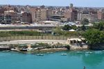 Town on the Suez Canal - 0105