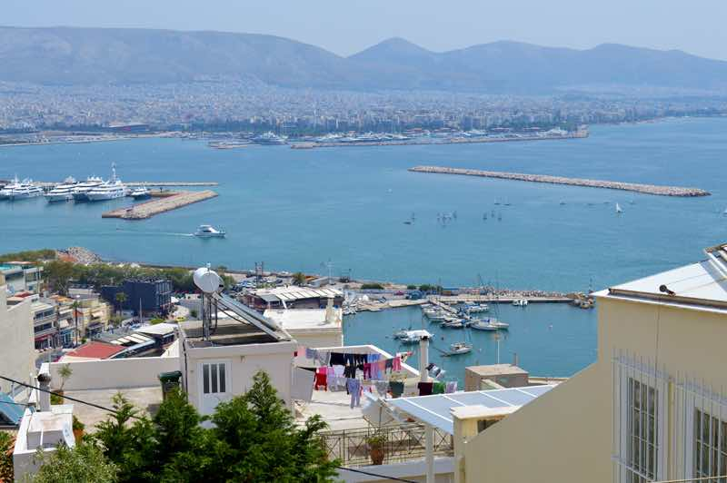 Another View from Kastela - Piraeus, Greece