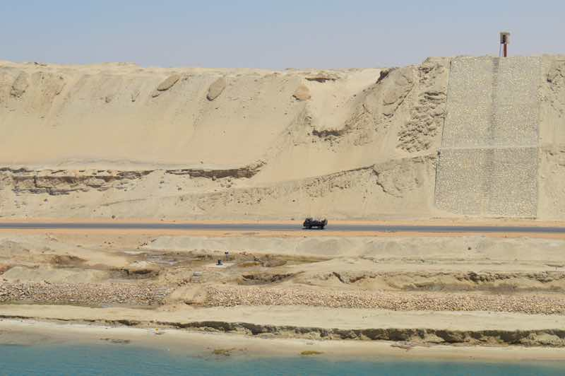 Water Delivery - Suez Canal - 0053