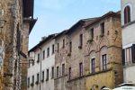 Buildings Inside the Walls of San Gimignano, Italy - Livorno Cruise Port of Call