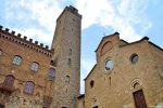 Church - San Gimignano, Italy - Cruise Port Livorno