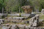 Column - Ruin, Olympia, Greece - Cruise - 0280