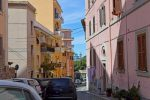 Cruise Ship Peak - Side Street, Civitavecchia