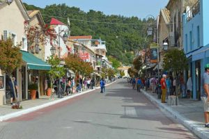 Downtown Katakolo, Greece - Cruise - 0249