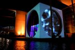 Movie Projection at the Bundestag - Berlin Spree Night Tour -0098