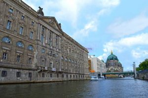 Neuer Marstall & Berlin Cathedral - Spree River Cruise -0107