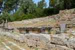 Nymphaion Fountain House - Olympia, Greece - Cruise - 0291