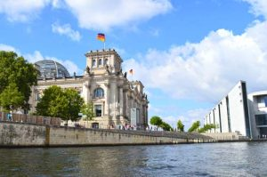 Reichstagufer Berlin - German Empire - Spree-Tour -0188