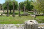 The Palaestra for Wrestling - Olympia, Greece - 0359