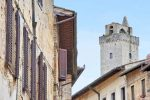 Towers Above San Gimignano, Italy - Livorno Cruise Port