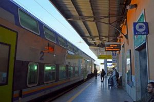 Train - Civitavecchia Station -0001