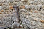 Water Fountain in San Gimignano, Italy - Cruise Port Livorno
