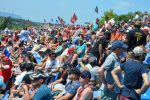 Crowds at F1 Race Day - Hungaroring, Bronz 1 Seating