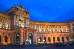 Hofburg Palace by Night - Vienna, Austria