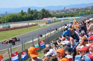 Hungaroring Bronz 1 Seating - Race Day, Formula 1