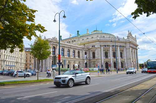 National Theater - Austria, Vienna - Hofburg Theater