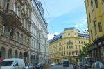 Street in Vienna - Architecture