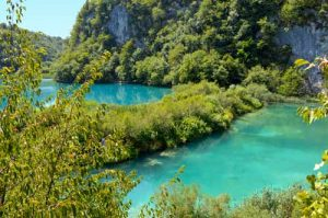 Lower Lakes - Plitvice, Croatia