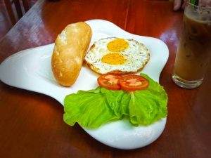 AceroLa Breakfast Eggs - Phu Quoc, Vietnam - Gia Thanh Guest House