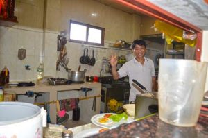AceroLa Restaurant Kitchen - Phu Quoc, Vietnam - Gia Thanh Guest House