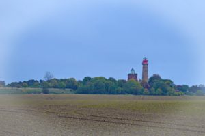Cape Arkona Lighthouse - Trekking Ruegen, Germany