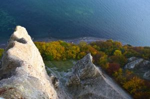 Chalk Cliffs, Baltic Sea - Ruegen, Germany
